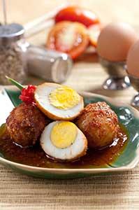 RESEP: Telur Pedas Manis