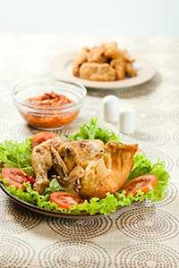 RESEP: Ayam Presto