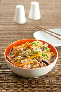 RESEP: Mi Udon Kuah Ayam