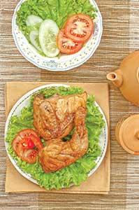 RESEP: Ayam Goreng Bandung