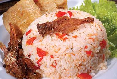Resep: Nasi Sambal Goang