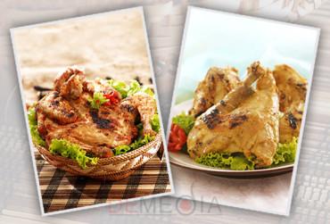 masakan olahan ayam