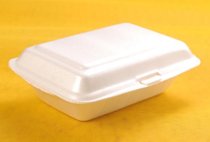 Hindari Styrofoam Sebagai Pembungkus Makanan