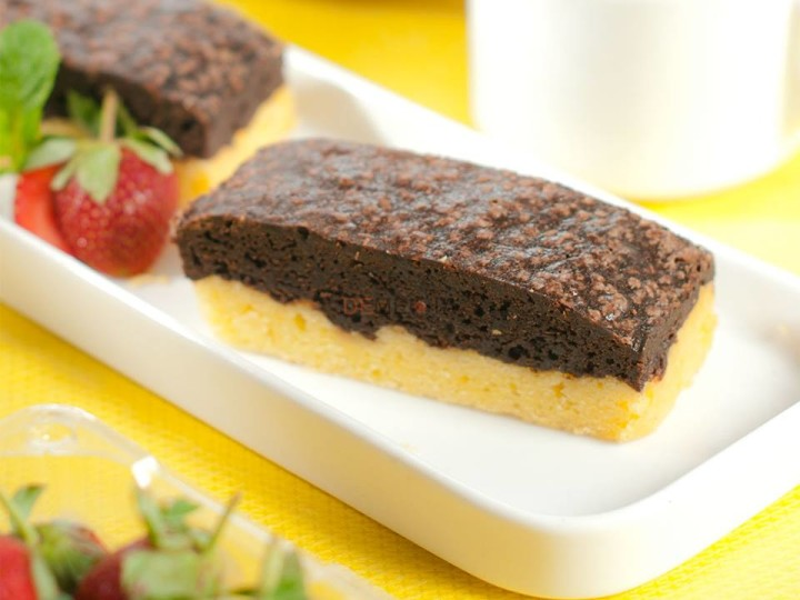 Resep: Cream Cheese Brownies