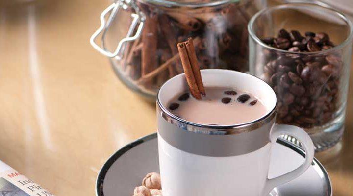 Wedang Cokelat Kayu Manis