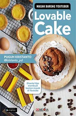 masak bareng youtuber lovalbe cake puguh kristanto