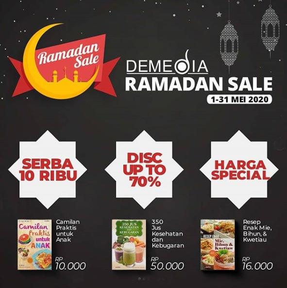 Demedia Ramadan Sale